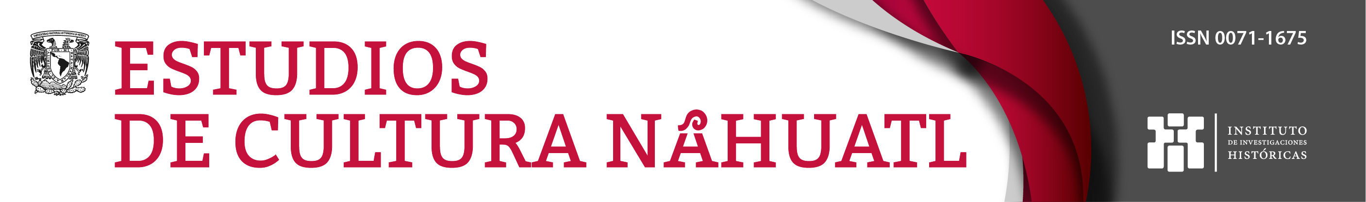 banner de Estudios de Cultura Náhuatl